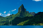 Moorea Island, Society Islands, French Polynesia