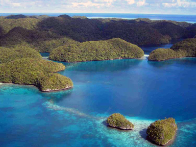 Palau's Limestone Islands